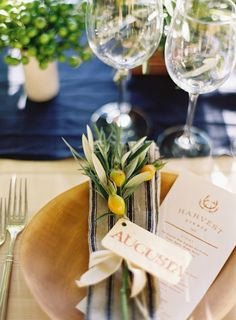 harvest dinner tabletop place setting | via coco+kelley