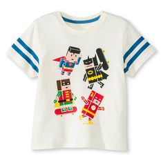 DC Comics Toddler Boys Tee - White Kid Closet, Tween, Toddler Boys, Dc Comics, Mens Tops, Shopping, Clothes, Easter Bunny, Toddlers