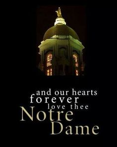 ND FAN FOR LIFE!!! Be sure to visit and LIKE our Facebook page at https://www.facebook.com/HereComestheIrish