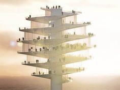 10 İnanilmaz İlginç Ötesi Gözlem Kulesi