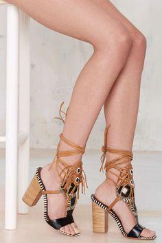 Sam Edelman Yates Leather Sandal | Shop Shoes at Nasty Gal!