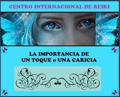 ► LA IMPORTANCIA DE UN TOQUE Y DE UNA CARICIA... Leer mas en Found on facebook.com (arriba-izquierda)