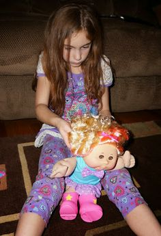 Cabbage Patch Kids 30th Celebration Kids from @Jackie Dixon-Sides Pacific