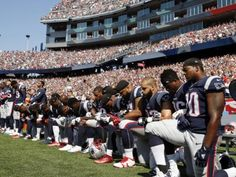 The act of NFL players taking a knee during the National Anthem has gone from being a stunt to a plague that is infecting the whole league. When NFL Commissioner Roger Goodell responded to President Trump's criticism by defending the players, he showed that he not only has no clue why NFL viewership is in the tank, he also has no clue what the National Anthem is all about.