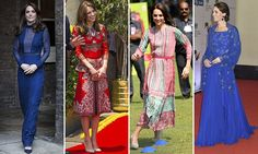Kate Middleton looks to India for style inspiration