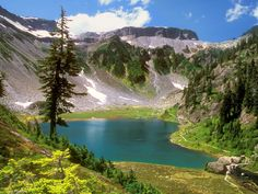 Stunning Summer Hikes near Mount Baker | Washington Trails Association