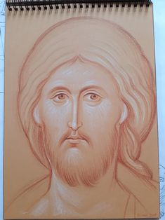 Paint Icon, Orthodox Icons, Mother Mary, Byzantine, Ikon, Jesus Christ, Monochrome, Sketches, Drawings