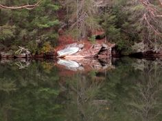 Tallulah Gorge State Park Hiking Trail, Tallulah Falls, Georgia a 11 mile trail