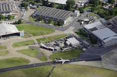 The ex 'Norwich International Airport' aerial image | by John D F