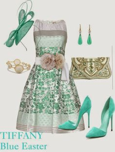 Pretty Easter Fashion Ideas