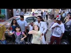 Amazing!  India's First Kids Flash Mob Dance -- World TB Day