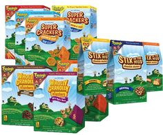 Funley's Snack Package sweepstakes