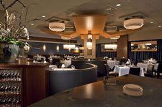 elegant restaurant designs | Fine Dining Restaurant Hospitality of Edie V Prime Seafood, Dallas