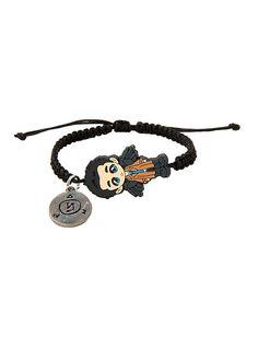 Supernatural Castiel Kawaii Cord Bracelet,