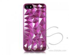 Triangular Series iPhone 5 Cases - Purple  http://www.dsstyles.com/iphone-5-cases/triangular-series-purple.html