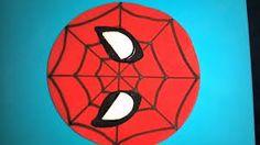 spiderman tutorial in fondant ile ilgili görsel sonucu