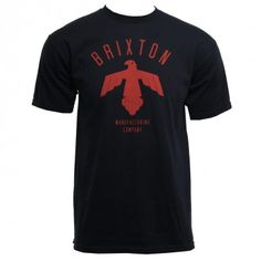 Brixton Mens Shirt Shelter Navy  www.hansensurf.com