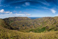 Ranu Kao Volcano by Raphael Koerich on 500px