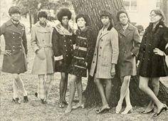 Zeta Phi Beta @ Winston Salem State Univ. 1971 (c/o Victor Cox)