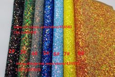 A4 SIZE (21x29cm) Chunky Glitter Leather Glitter Fabric PU Leather for DIY Sewing P45A-in Synthetic Leather from Home & Garden on Aliexpress.com | Alibaba Group