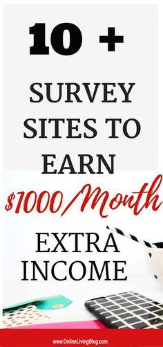 10 Legitimate Online Survey Sites That Can Make You Wealthy