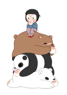 231 best we bare bears images caricatures we bear cartoon network