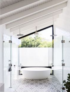 Step Inside Some of the Most Beautiful Bathrooms in Australia via @MyDomaineAU