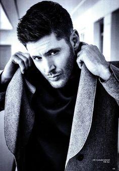 Jensen Ackles = perfection.