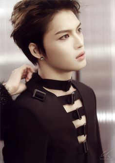 "JYJ's Jaejoong's Mini-Album ""Y"" Photobook Photos! ~ Latest K-pop News - K-pop News 