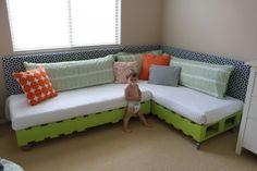 DIY Pallet Furniture For Boys | EASY DIY and CRAFTS