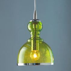 Colors the o 39 jays and colored glass on pinterest - Colored glass pendant lights ...