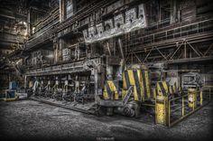 rolling Machine, via Flickr.