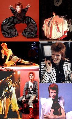 Bowie in the Ziggy Era
