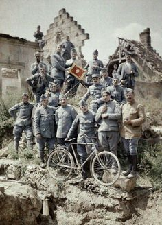http://lightbox.time.com/2013/11/11/rare-color-photographs-from-the-trenches-of-world-war-i/