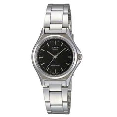 Casio Women's Three-hand Bracelet watch #LTP-1130A-1AL Casio. $39.99. Accuracy: +/-20 seconds per month. 3-Hand Analog. Water Resistant. Battery SR621SW, Approx. battery life: 3 years