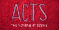 2013, Jan 20 // Acts: the Movement Begins (Acts 4:31-5:10) by Jim Masteller