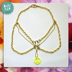 Coleccion Love me <3 Collar cuello <3 <3 Peter pan necklace <3