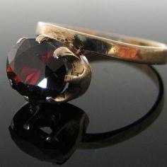 #Irish #Made #Vintage #Garnet #Ring #Jewelry #The #Antiques #Room #Galway #Ireland Diamond Rings, Diamond Engagement Rings, Galway Ireland, Unique Vintage, Garnet, Irish, Jewelery, Vintage Jewelry, Wedding Rings