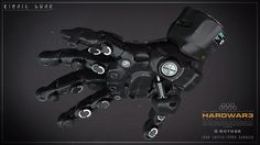 Bionic Hand , Ivan Santic on ArtStation at http://www.artstation.com/artwork/bionic-hand-8292dbca-b049-4853-bbf5-31dbd7b3aa44