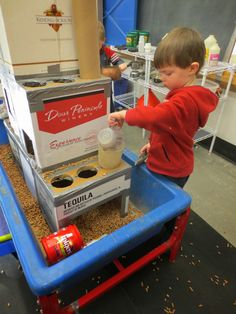 go on a magnet hunt in the sand table search for hidden magnetic material and the things that are not summertime preschool teaching ideas pinterest