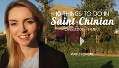 This month Helena takes us to the Saint-Chinian wine region in the south of  France near Beziers. Here are her ten tips  for fun things to do on your  wine and foodie holiday in and around Saint Chinian.