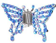 Bijou Brigitte  Haarkneifer - Butterfly