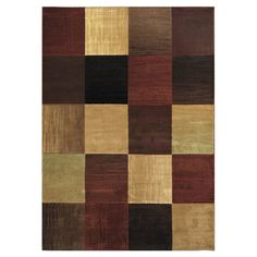 Home Dynamix Catalina Checkered Area Rug & Reviews | Wayfair