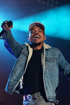 Chance the Rapper Is Bringing ASL Interpreters on Tour
