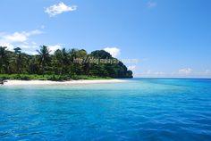 Siamil Island off Semporna, Sabah