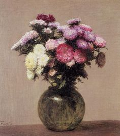 Henri Fantin-Latour (French, 1836-1904), Daisies, 1872