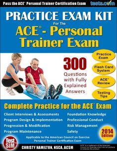 Ace Personal Trainer Sample Practice Questions