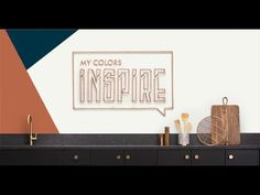Introducing ColorSnap Color ID from Sherwin-Williams, color palettes designed for your unique personality. Palette, Film, Storage, Furniture, Color, Design, Home Decor, Movie, Purse Storage