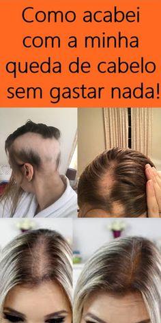 Como acabei com a minha queda de cabelo sem gastar nada!   #comoeliminaraquedacapilar #comoeliminaraquedadecabelo #crescercabelo #Crescimentocapilar #quedacapilar #quedadecabelo #remédiocaseiroparaquedacapilar #remédiocaseiroparaquedadecabelo Fitness, Movie Posters, Hair, Closet, Female Hair Loss, Beauty Tips For Men, Grow Hair, How To Handle Stress, Exotic Flowers