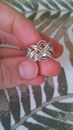 Turkish Puzzle Ring